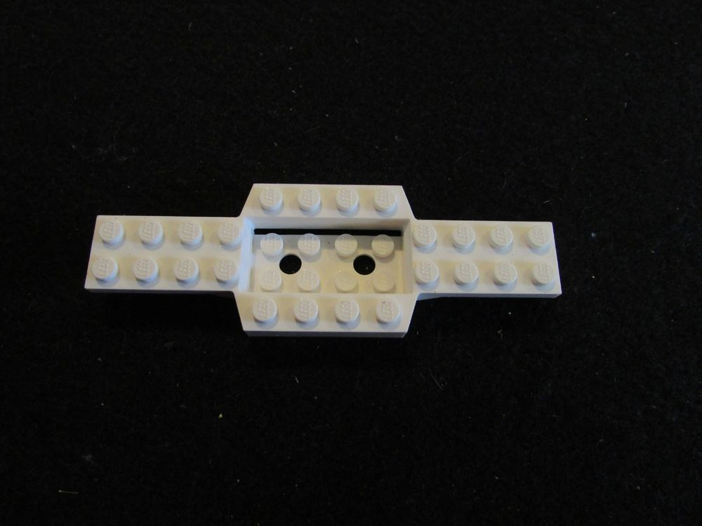 Lego Vehicle Base 4 x 12 x 3//4 with 4 x 2 Recessed Center with Smooth Underside