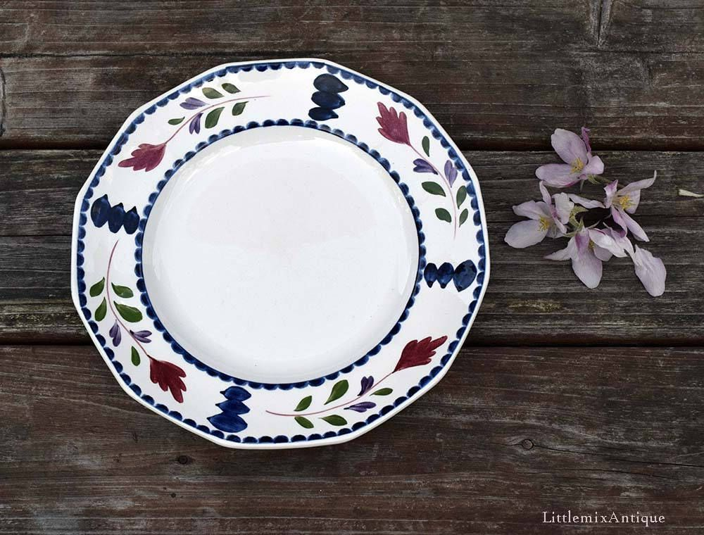 Vintage Real English Ironstone Adams Micratex Lancaster England Lunch Plate Retro English Tableware By Littlemixantique On E Tableware Lancaster England Plates