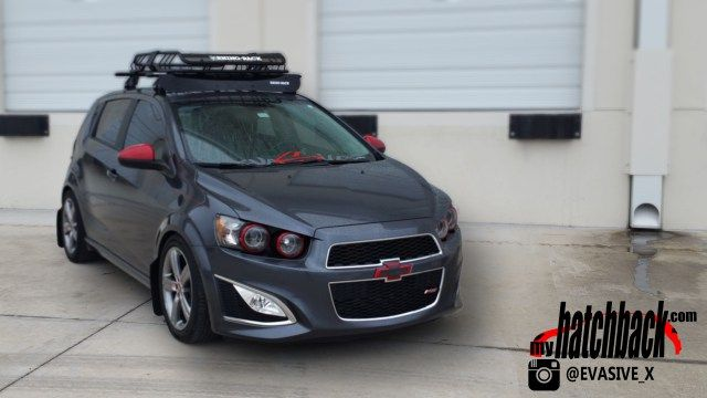 Alex S 2013 Chevy Sonic Rs Aka Project X From Team Evasive
