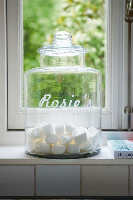 Rosie's Bakery Storage Jar XL