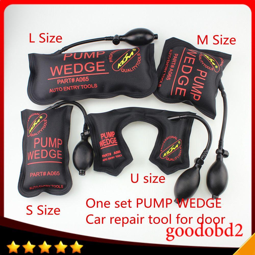 Car repair tools klom pump wedge locksmith tool auto air