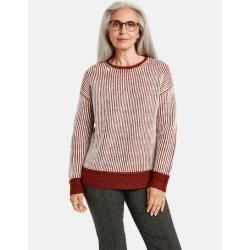Photo of Strukturierter Strickpullover Red Gerry Weber