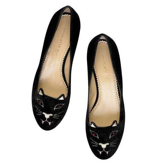 Les mocassins Bite Me Kitty de Charlotte Olympia http://www.vogue.fr/mode/les-shoes-de-la-semaine/diaporama/les-mocassins-bite-me-kitty-de-charlotte-olympia/15940