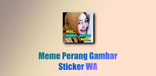 Nisfiateam Mempersembahkan Meme Perang Gambar Stiker Wa Wastickerapps Cara Penggunaan Aplikasi Meme Perang Gambar Stiker Wa Wastickerap Memes App Download App