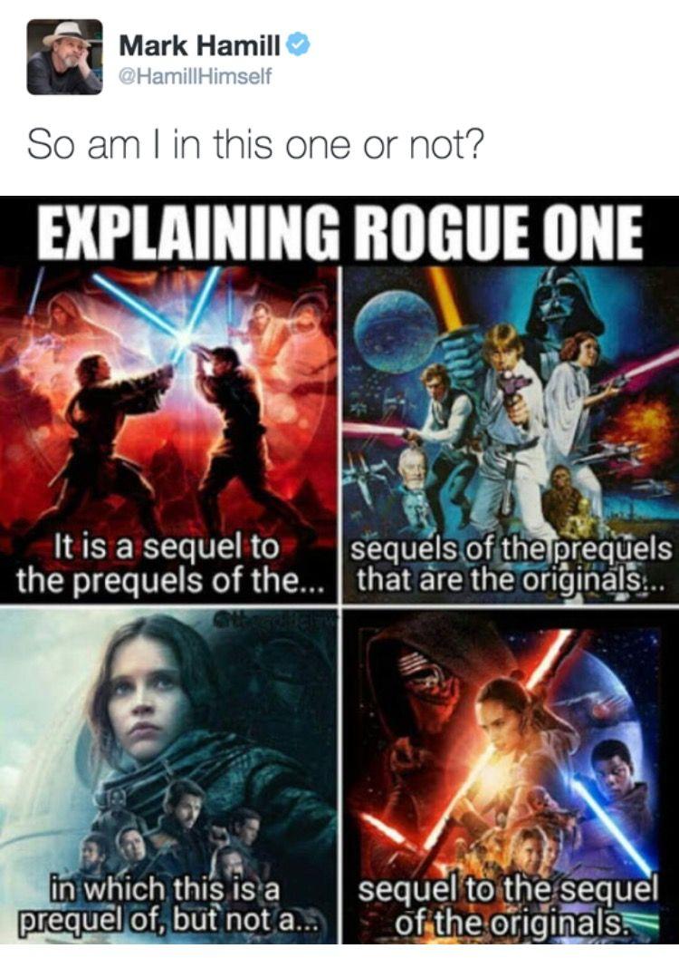 Pin By Samsysarsy On Eye Candy Star Wars Funny Memes Clean Memes
