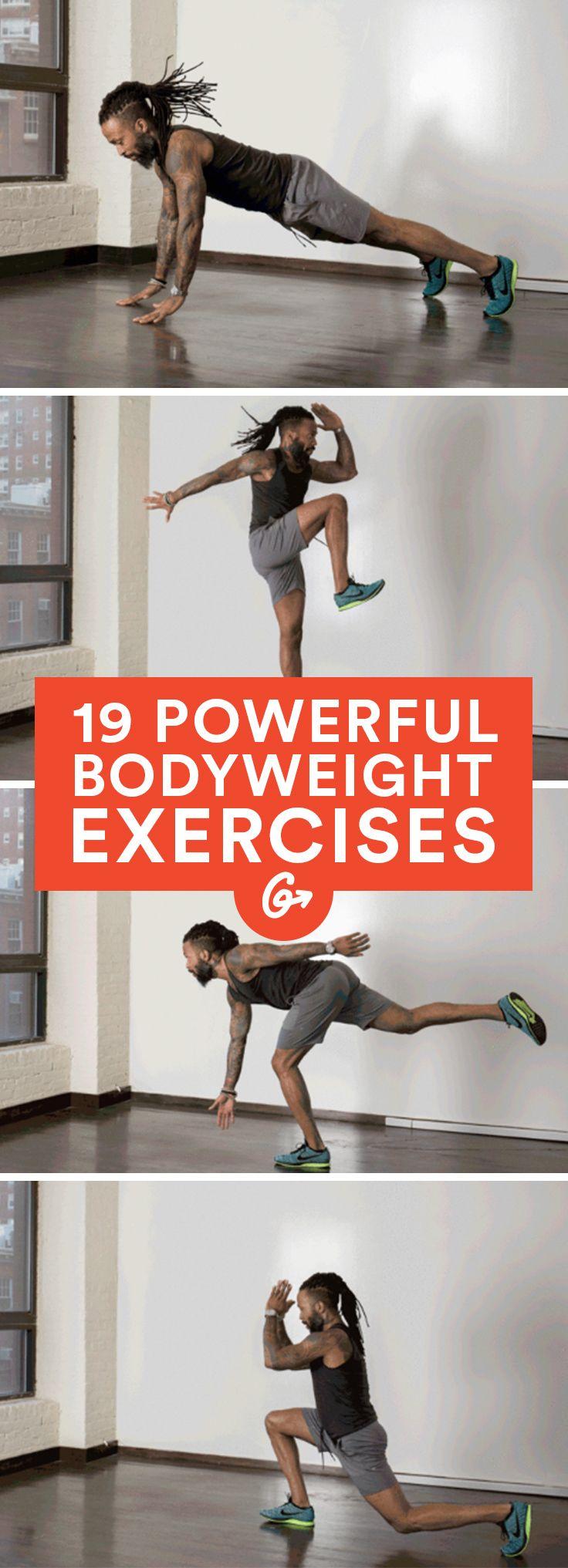Powerful Total-Body Plyometric Workout