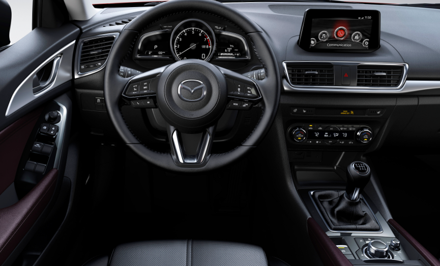 2019 Mazda 3 Interior News Cars Report Mazda 3 Hatchback