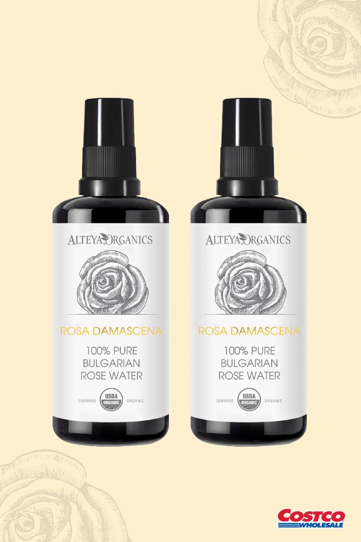 Alteya Usda Organic 100 Pure Bulgarian Rose Water Spray 200ml 2 Pack Skin Care Bulgarian Rose Water Pure Products