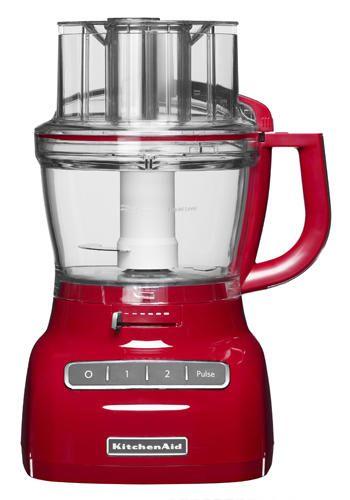 Robot da cucina Food processor, KitchenAid (299 euro - kitchenaid küchenmaschine artisan rot
