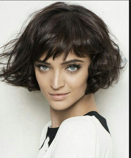 For Curly Short Hairstyles There Are Plenty Of Variations Available And Natural Hairs Like Other Hair Types Can Elegantly Style