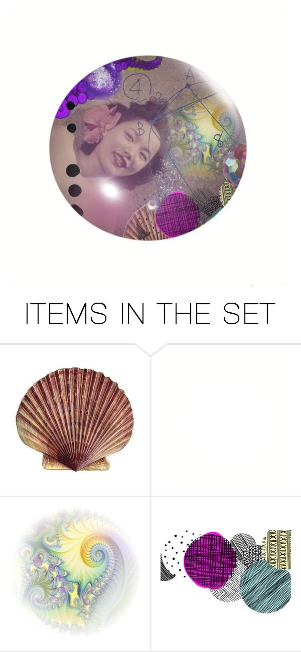 """""""bubble girl"""" by jennifer ❤ liked on Polyvore featuring art"""