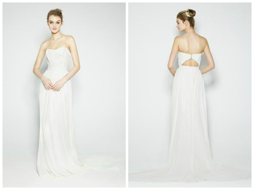 Modelos de vestidos de noiva   Novios