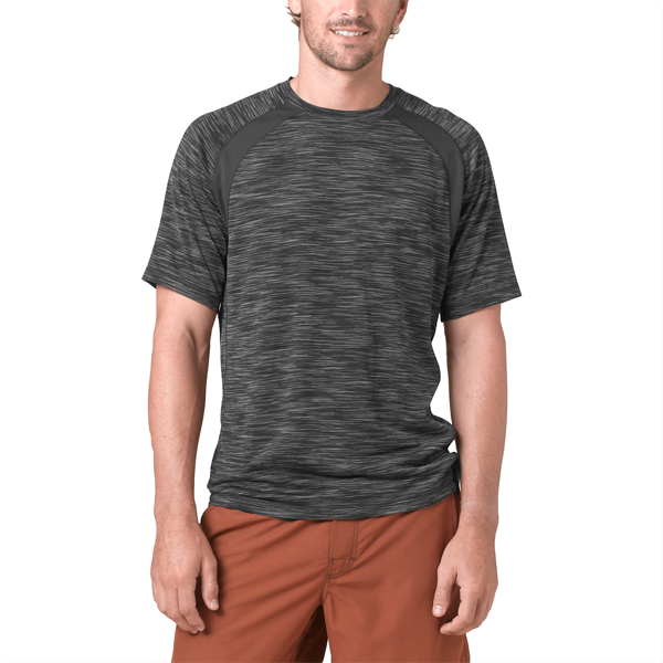 prAna Andy Short Sleeve Shirt $59 #yoga #hiking #fitness