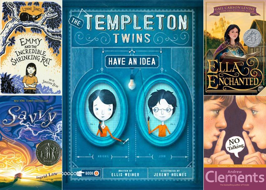 9 Fantastic Chapter Books for Fourth Graders