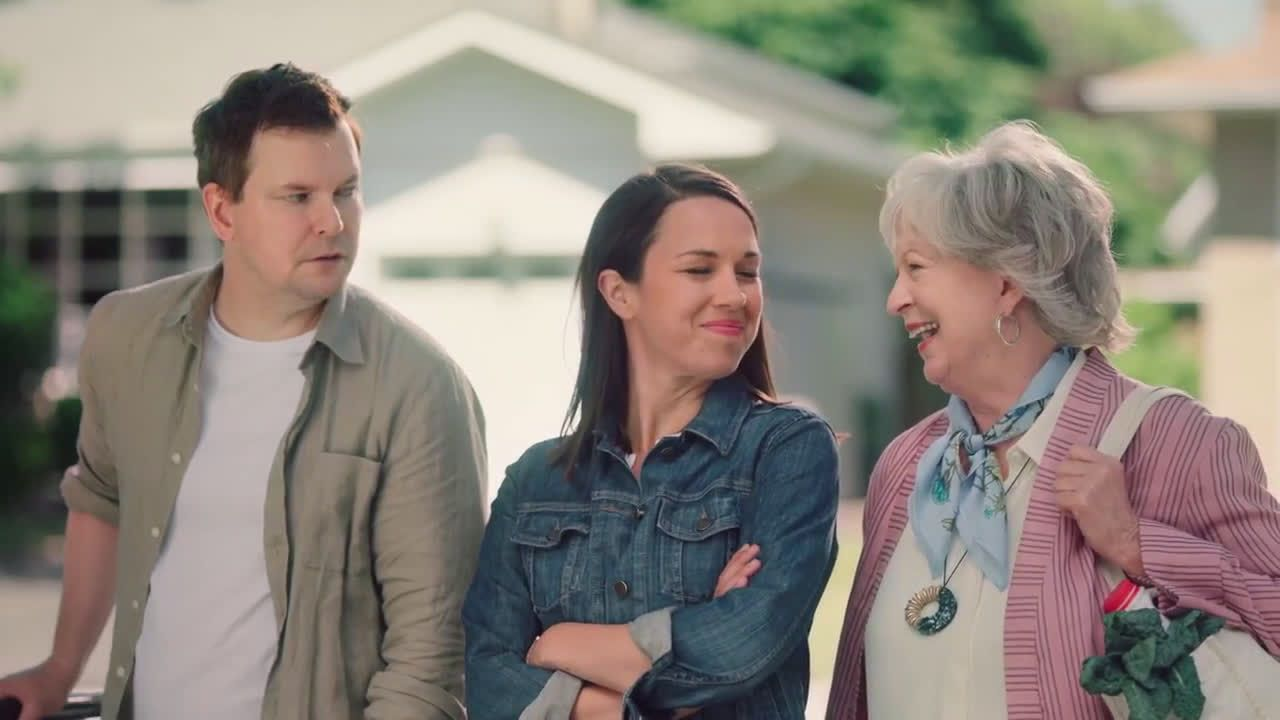 Who Plays Doris In The Chip Reverse Mortgage Commercial