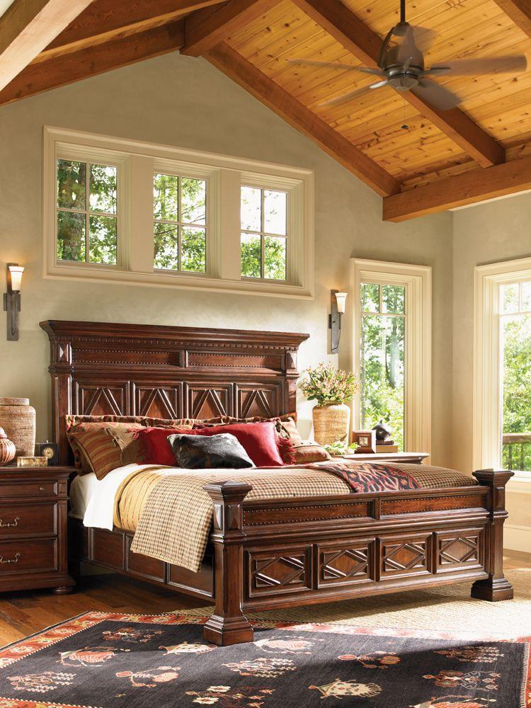 Lexington Furniture Lexington home, Home, Wood bedroom sets