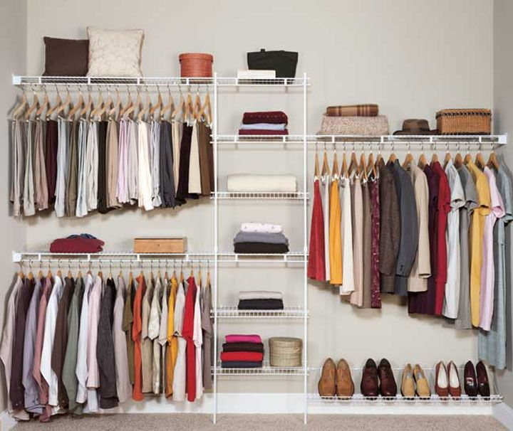 Como organizar um guarda roupa pequeno para o espa o for Como organizar un piso pequeno