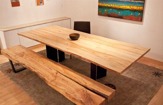 Charmant Chinese Elm Dining Table   Urban Hardwoods Furniture, San Francisco $6,900