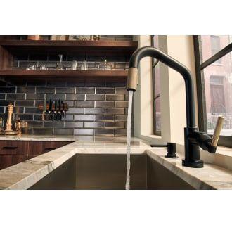 brizo 64063lf pn litze single handle