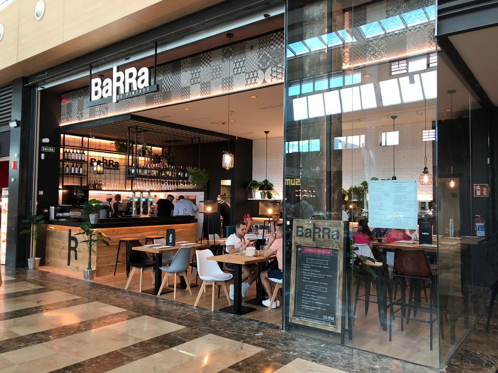Barra De Pintxos Abre Un Nuevo Restaurante En El Centro Comercial