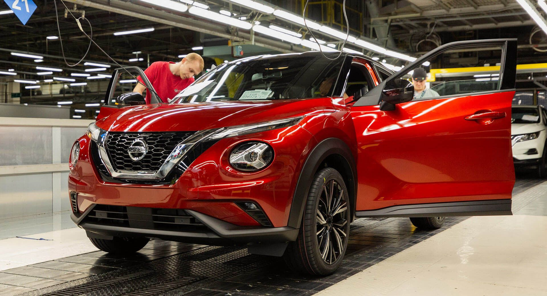 2020 Nissan Juke Goes Into Production At Sunderland Plant Nissan Nissanjuke Uk Cars Carsofinstagram Carporn Carlifestyle Car Nissan Nissan Juke Renault