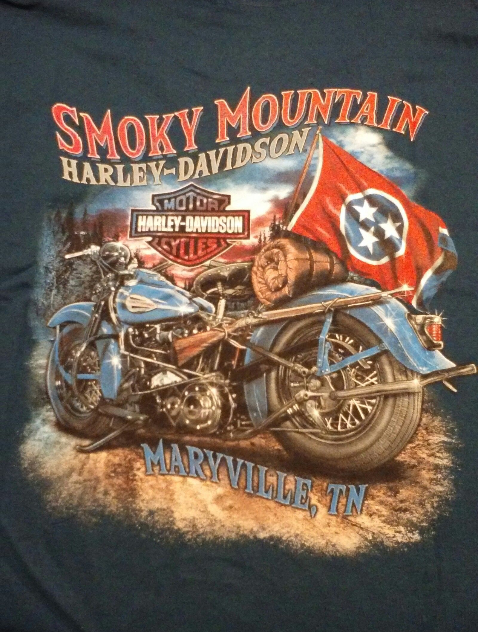 The back of my new t shirt | Harley davidson posters