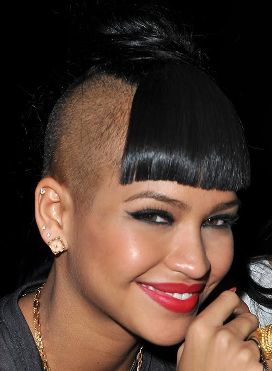 Top 50 Bold Bald And Beautiful Hairstyles Short Shaved Hairstyles Long Hair Extensions Cool Hairstyles