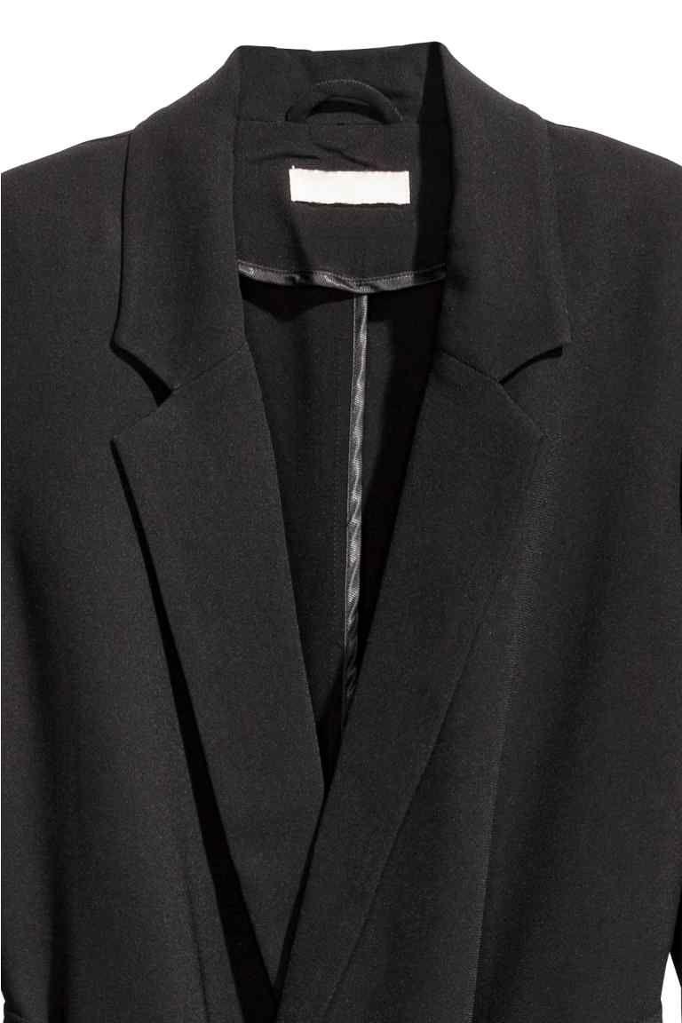 Lange mantel | H&M