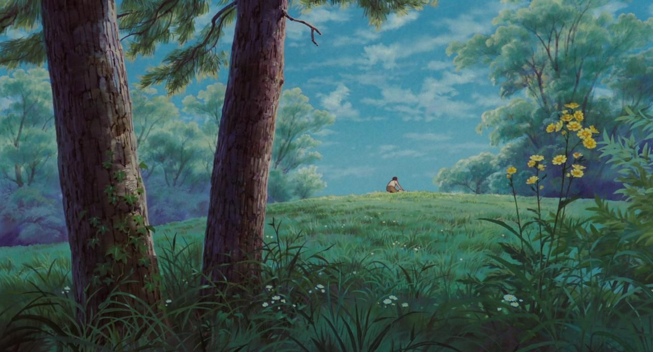 Pin by dddd on landscapes Grave of the fireflies, Anime