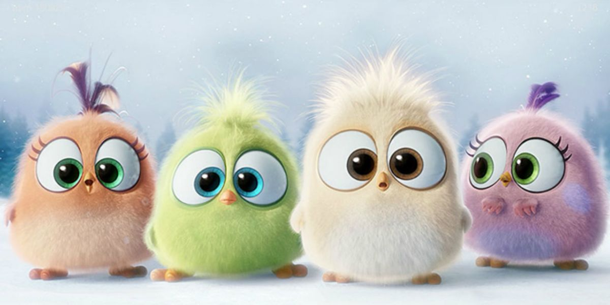 The Angry Birds Movie Holiday Greetings From The Hatchlings