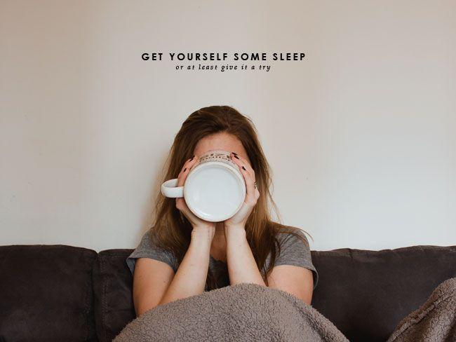 DIARY OF A NON SLEEPER