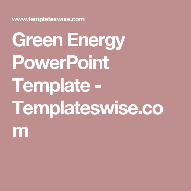 Green energy powerpoint template templateswise ffff nice powerpoint template with colorful arrows on a light grey background use this theme for presentation on goal achievement education growing trend toneelgroepblik Choice Image