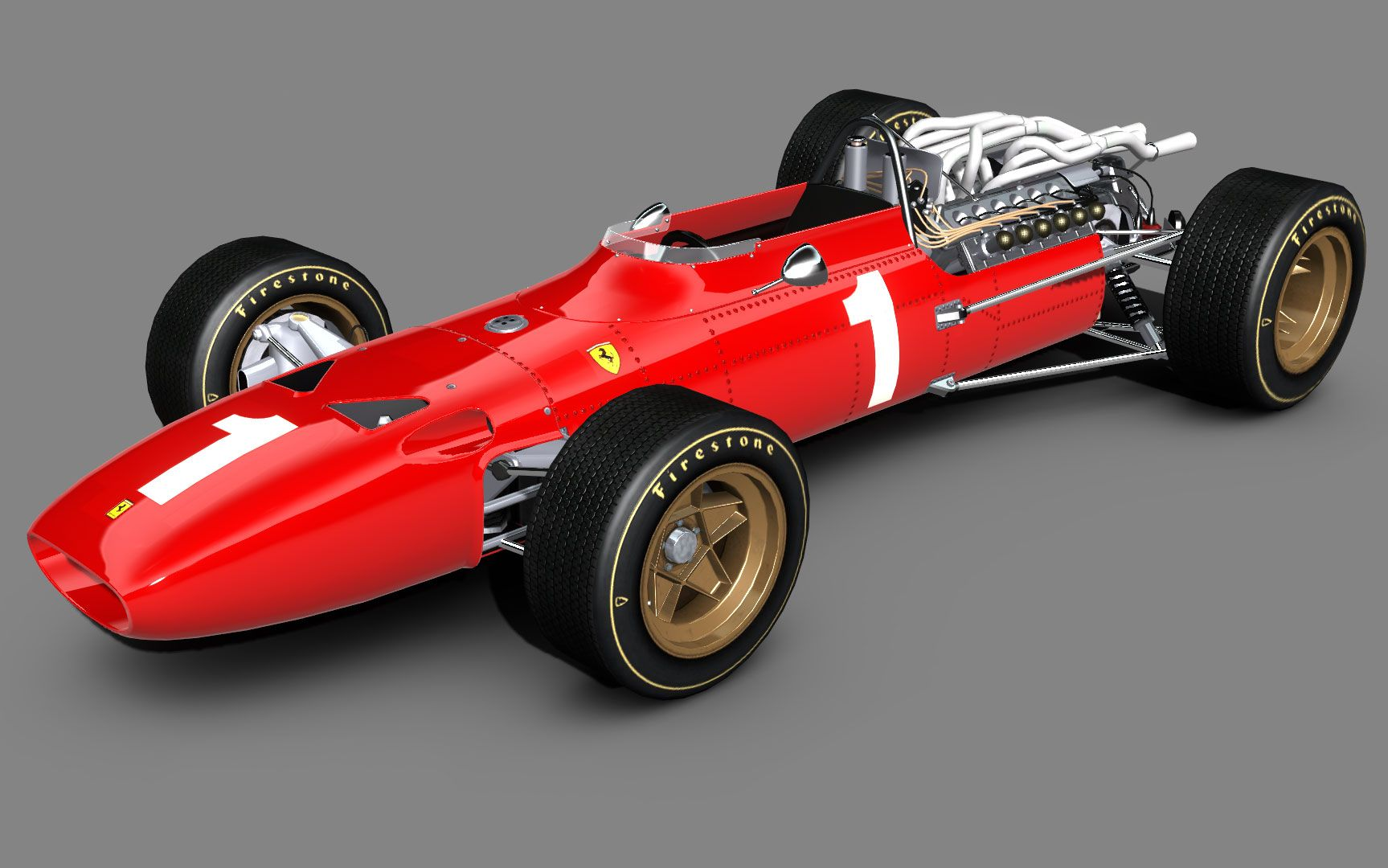 Test Drive Ferrari Racing Legends Vintage Race Car Photo 7 ...