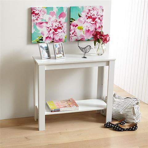 Best White Hallway Table Kmart White Hallway White 400 x 300