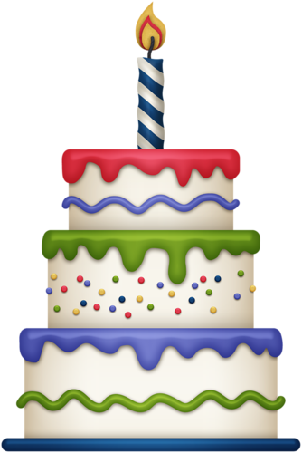 Cute Birthday Cake Clipart Gallery Free Picture Cakes 3 Art Gifts Happy
