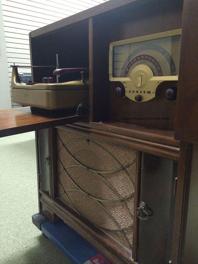 Zenith Vintage Tube Radio Repair Repair Vintage Zenith