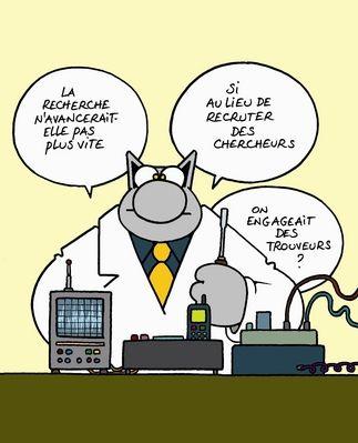 Le chat recherche : http://www4.bordeaux-aquitaine.inra.fr/var/internet_bordeaux_biogeco/storage/htmlarea/emploi/le_chat_chercheur.jpg