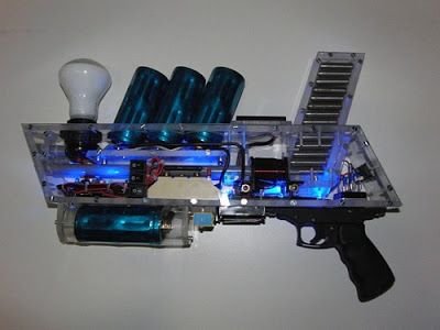 A whole new level of diy figure of fun do it yourself coil gun a whole new level of diy figure of fun do it yourself solutioingenieria Images