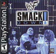Wwe Smackdown Wikipedia The Free Encyclopedia Wwf Wrestling Games Games