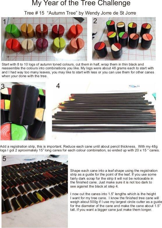 Modelliermasse Tipps tree 15 plastik und tipps