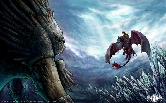 Hiccup And Toothless Vs Drago S Bewilderbeast I Give Good Credit To Whoever Made How Train Your Dragon How To Train Dragon How To Train Your Dragon