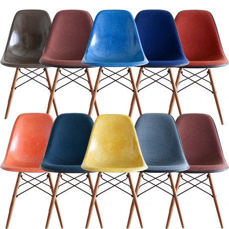 Silla de Eames