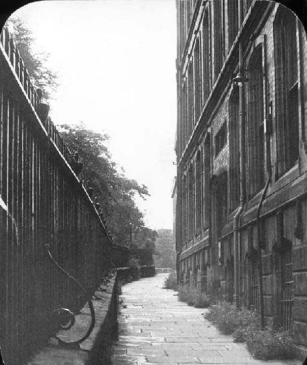 Kayes walk, the lace district