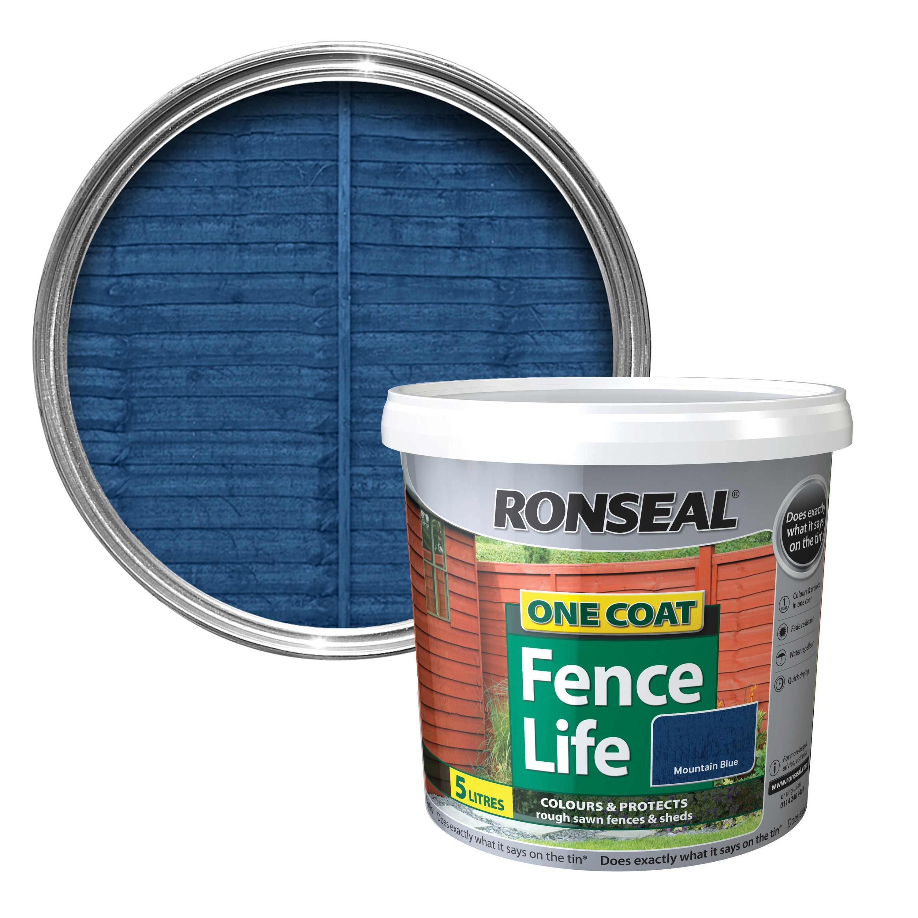 Can i stain over stain - Fence Stain
