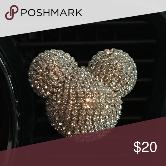Mickey Car Vent Air Freshener or Car Accessory Boutique