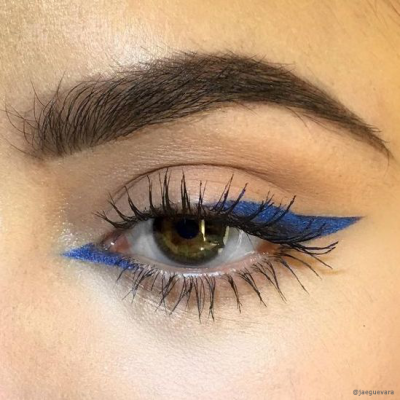 Photo of Leaving Facebook –  Trend Eye Makeup 2019 # 3 – Intensiver Blues –  Trend Ey…