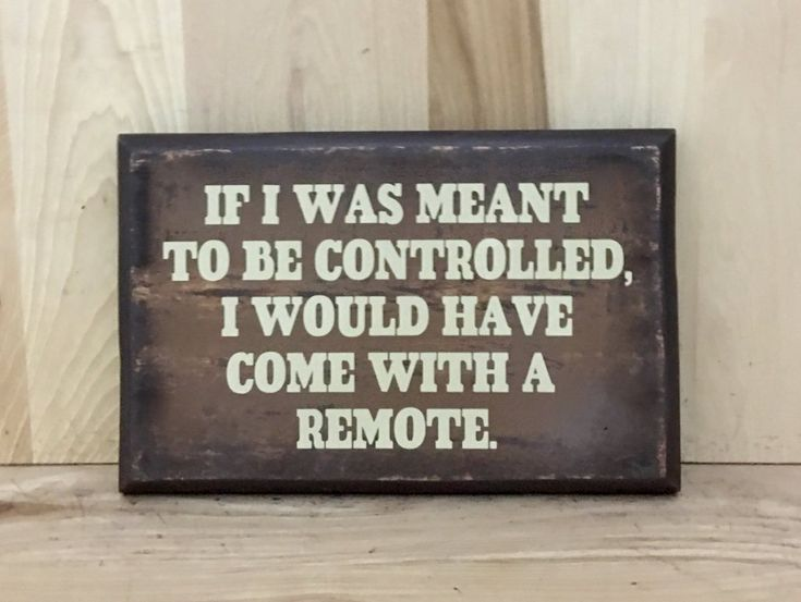 Sarcastic Custom Wood Sign, Humorous Sign, Independence