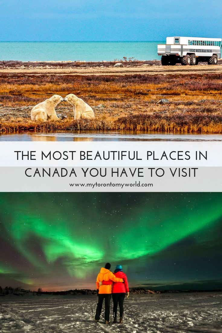 33 Of The Most Beautiful Places in Canada That You Have To Visit | MTMW