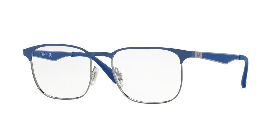 87c35794f9 Ray-Ban Optical RX6363 Square Eyeglasses