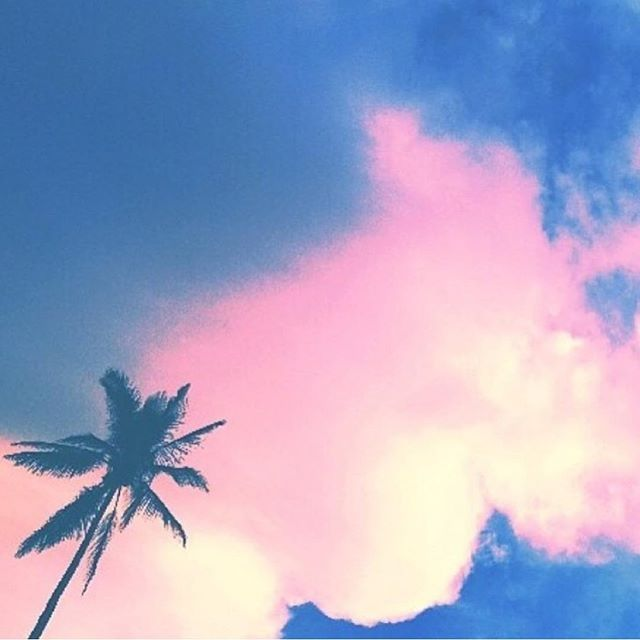 California cotton candy skies! #pink #california #cottoncandy #skies #drink #rosé #drink #marcel